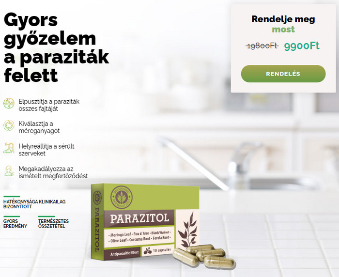 parazita használati utasítás)